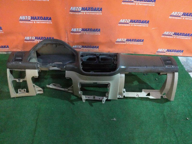Панель приборов Honda Civic ES2 D17A AIRBAG СНЯТ, ЛЕВЫЙ РУЛЬ 2000-