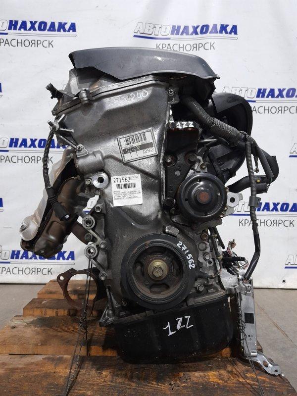 Двигатель Toyota Allion ZZT240 1ZZ-FE 2001 № 1256897 пробег 55 т.км. ХТС. С аукционного авто. Есть