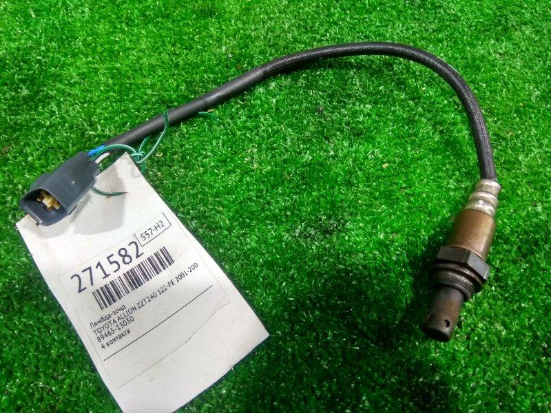 Лямбда-зонд Toyota Allion ZZT240 1ZZ-FE 2001 4 контакта
