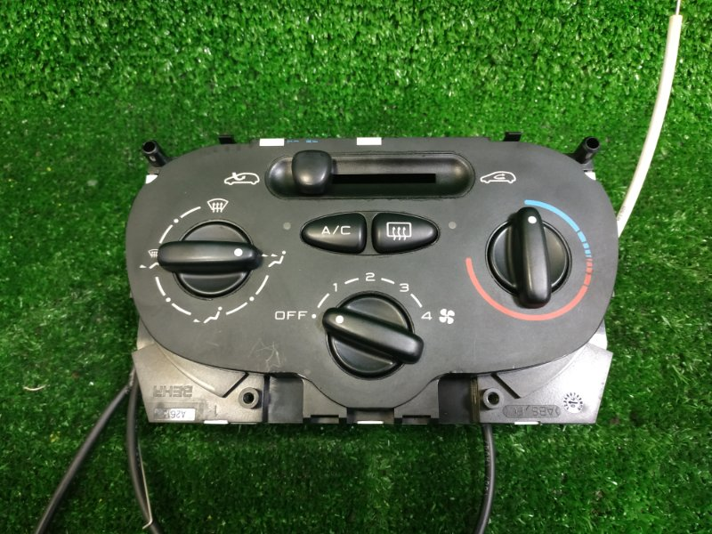 Климат-контроль Peugeot 206 2A/C TU5JP4 2003 Тросиковый, комплектация с кондиционером