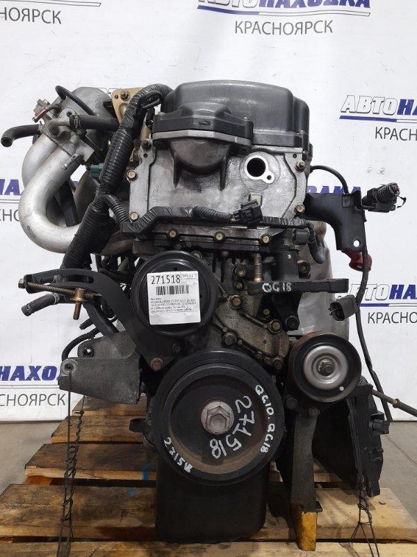 Двигатель Nissan Bluebird Sylphy QG10 QG18DE 2000 № 210952A пробег 76 т.км. ХТС. С аукционного авто. Есть