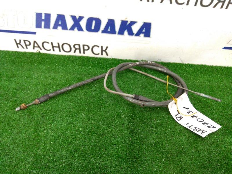 Трос ручника Bmw 318Ti E46 N42B20A 2001 задний левый задний левый