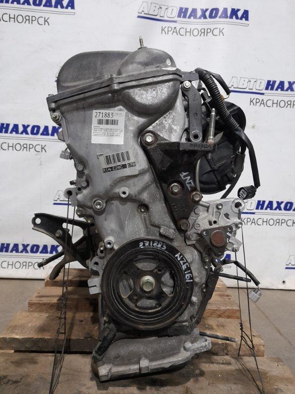 Двигатель Toyota Corolla Axio NZE161 1NZ-FE 2012 E147211 № E147211 пробег 70 т.км. 2012 г.в. ХТС. С аукционного