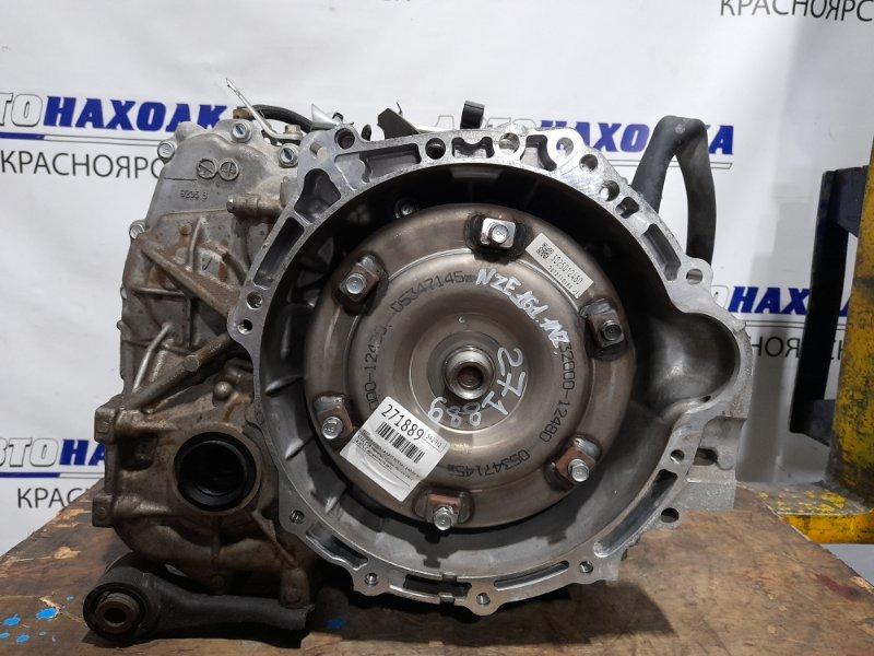 Акпп Toyota Corolla Axio NZE161 1NZ-FE 2012 K312-03A K312-03A вариатор. Пробег 70 т.км. 2012 г.в. ХТС. С