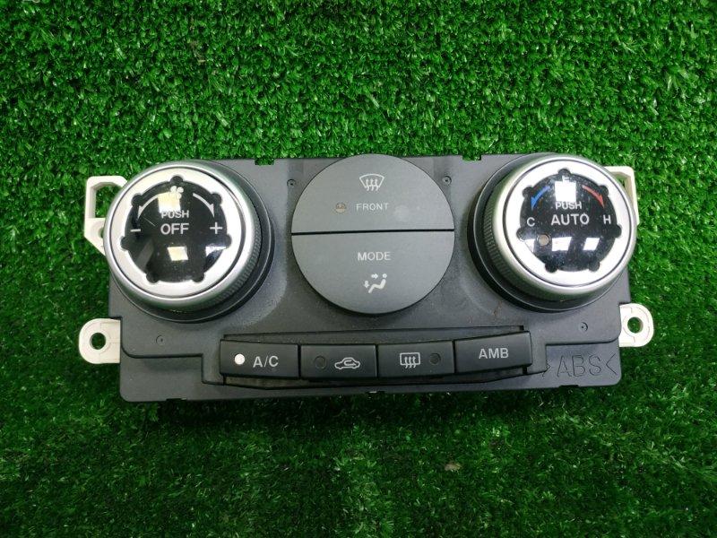 Климат-контроль Mazda Cx-7 ER3P L3-VDT 2006 С фишкой