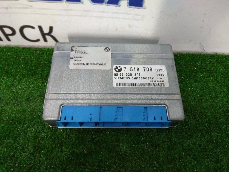 Компьютер Bmw 318Ti E46 N42B20A 2001 блок управления АКПП