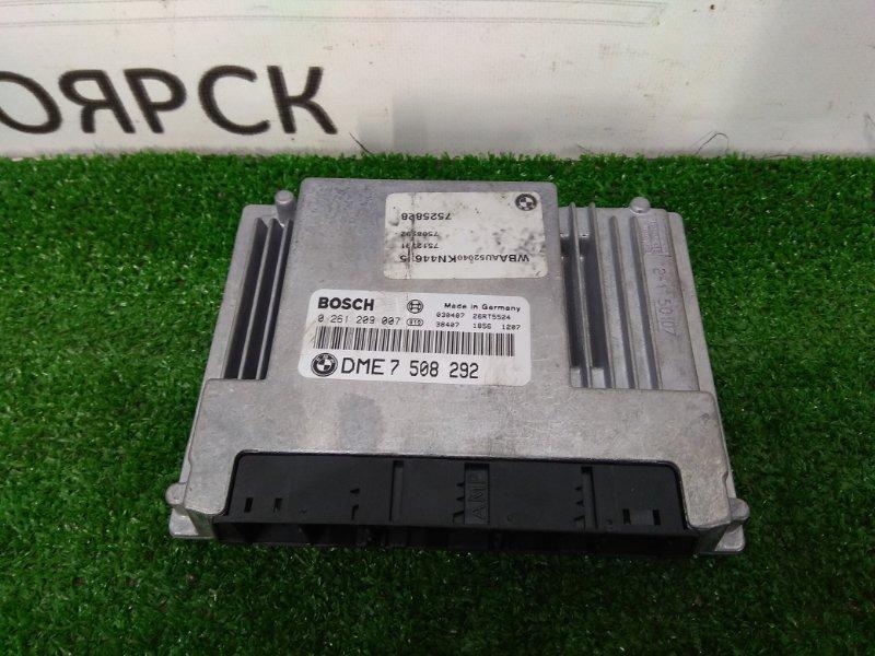 Компьютер Bmw 318Ti E46 N42B20A 2001 блок управления ДВС