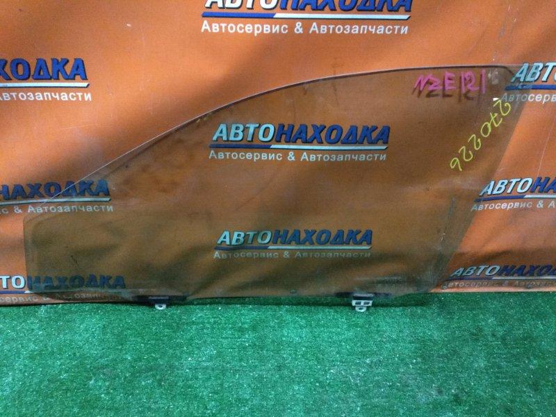 Стекло боковое Toyota Corolla NZE121 1NZ-FE переднее левое