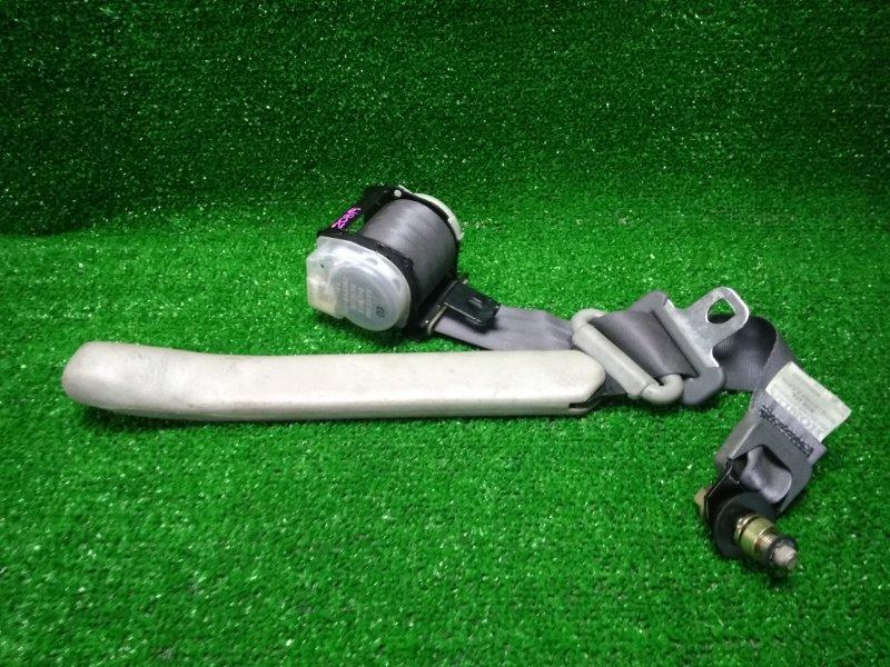 Ремень безопасности Honda Cr-V RD1 B20B задний левый 0 RL 1мод без SRS св.серый(по образцу)/К65