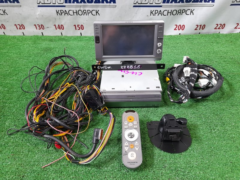 Магнитола Mitsubishi Outlander CW5W 4B12 2005 CPN2162 PIONEER CARROZZERIA AVIC DRV02 (CPN2162) Монитор DRV02 (CPN2162) с