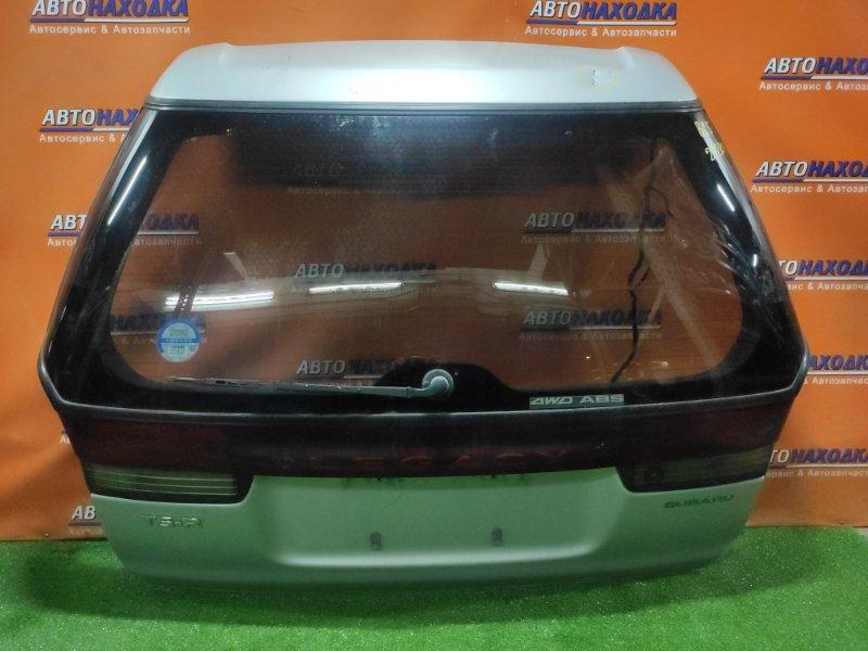 Дверь задняя Subaru Legacy BG5 EJ20D 05.1997 +МЕТЛА, +ВСТАВКА 4745A