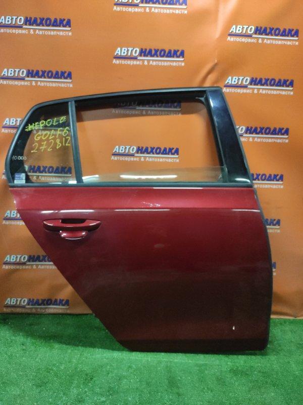 Дверь Volkswagen Golf задняя правая GOLF VI