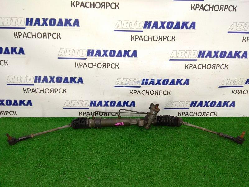 Рейка рулевая Mazda Bongo Friendee SGEW FE-E 2001 в сборе с тягами и наконечниками,пыльники на