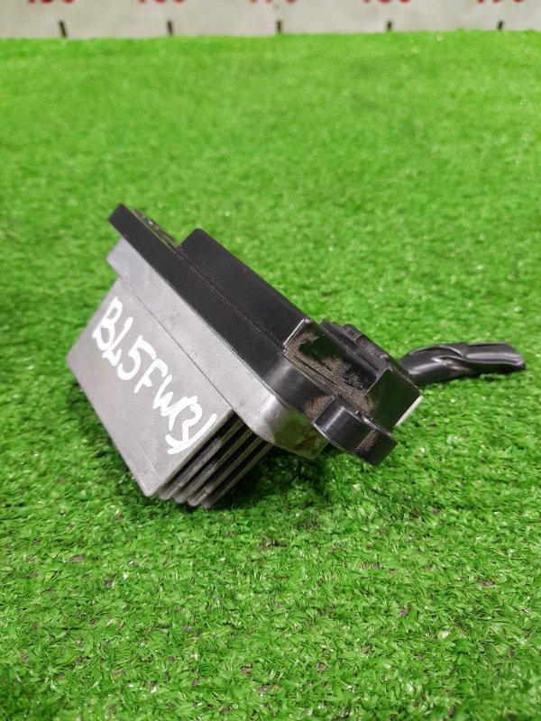 Реостат печки Mazda Axela BL5FW ZY-VE 2009 3 контакта, с фишкой