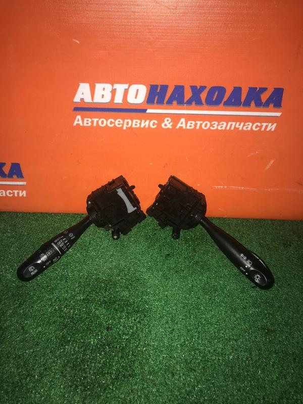 Переключатель подрулевой Suzuki Sx4 YA11S M15A 2 части+метла