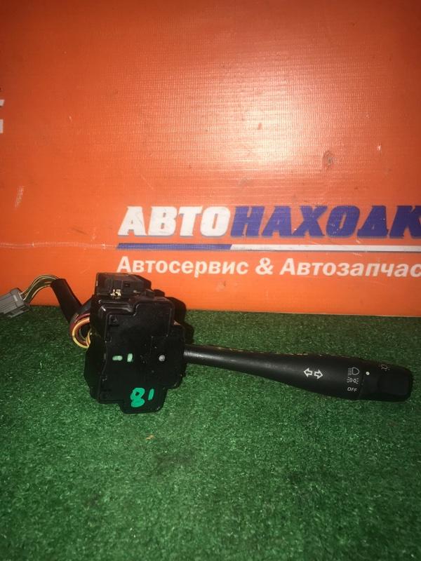Переключатель подрулевой Nissan Sunny B15 FB15 FNB15 QG15DE 2002 одна часть под свет