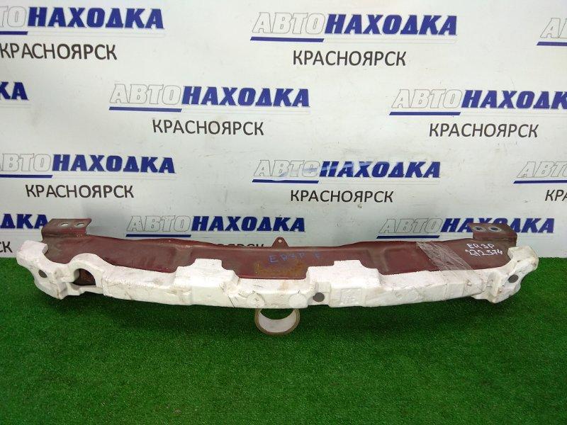 Усилитель бампера Mazda Cx-7 ER3P L3-VDT 2006 передний передний швеллер, с пенопластом