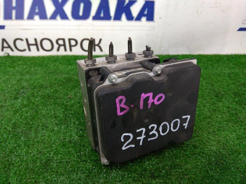 Блок abs Mercedes-Benz B170 245.232 266.940 2008
