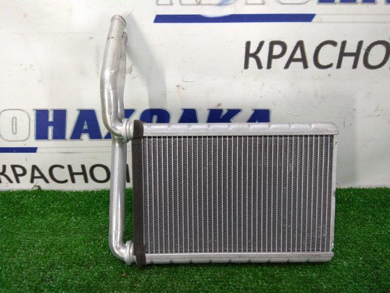 Радиатор печки Toyota Corolla Axio NZE161 1NZ-FE 2012 с трубками