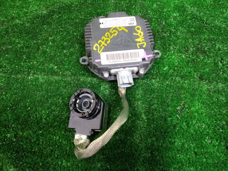 Блок розжига ксенона Infiniti Qx56 JA60 VK56DE 2007 NZMNS111LBNA, , D2R/D2S, с проводом на лампу, проверен -
