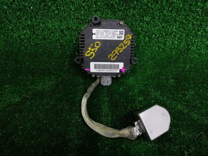 Блок розжига ксенона Infiniti Fx35 S50 VQ35DE 2006 NZMNS111LBNA, , D2R/D2S, с проводом на лампу, проверен -