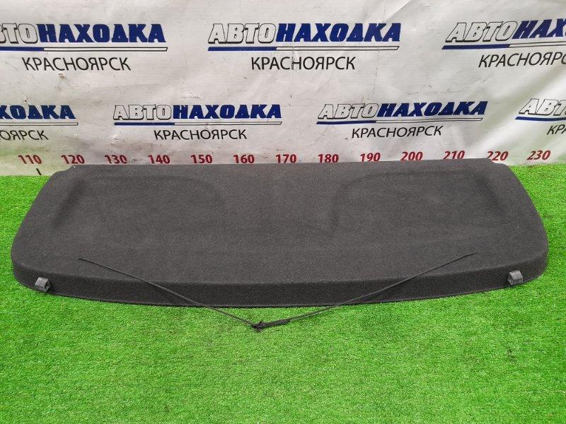 Полка багажника Toyota Vitz KSP130 1KR-FE 2010 задняя в ХТС
