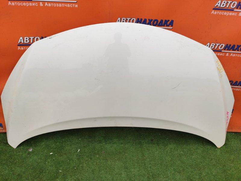 Капот Nissan Note E12 HR15DE K5, ПОД ПОЛИРОВКУ