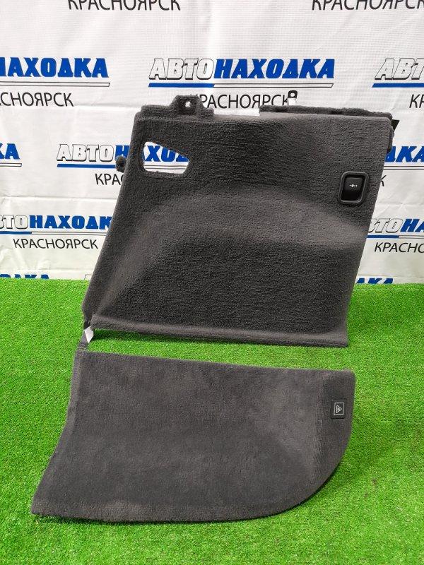 Обшивка багажника Bmw X3 E83 N52B25A 2006 задняя правая правая из двух частей, в хорошем