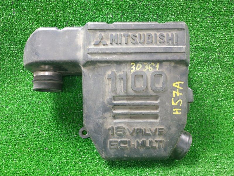 Влагоотделитель Mitsubishi Pajero Junior H57A 4A31 MR266746 резонатор воздушного фильтра (бачок
