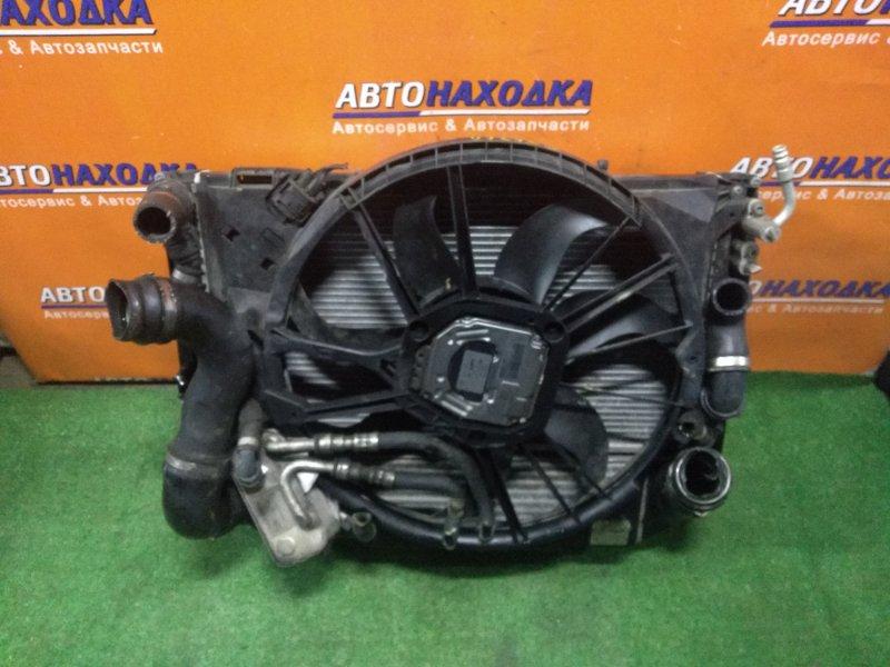 Радиатор двигателя Bmw 335I E90 N54 01.10.2007 +КОНДИЦИОНЕР(64539206296), +ДИФФУЗОР С