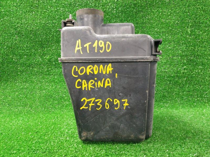 Влагоотделитель Toyota Corona AT190 4A-FE 17893-16100 резонатор воздушного фильтра (бачок