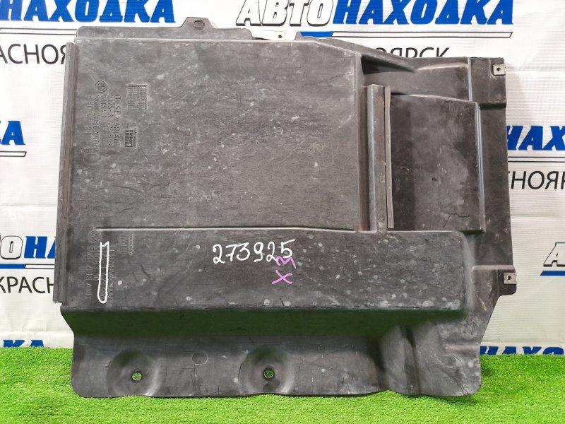 Защита Bmw X3 E83 N52B25A 2006 нижняя Защита днища