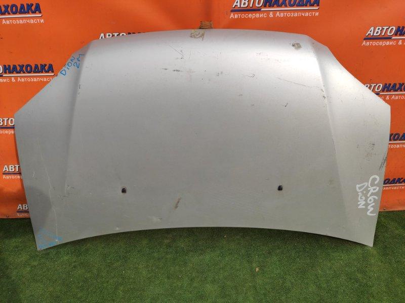 Капот Mitsubishi Dion CR9W 4G93 2 Модель