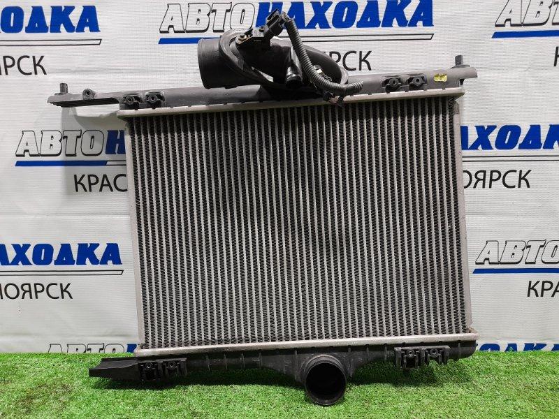 Радиатор интеркулера Volvo S40 VS B4204T3 1995 В ХТС.