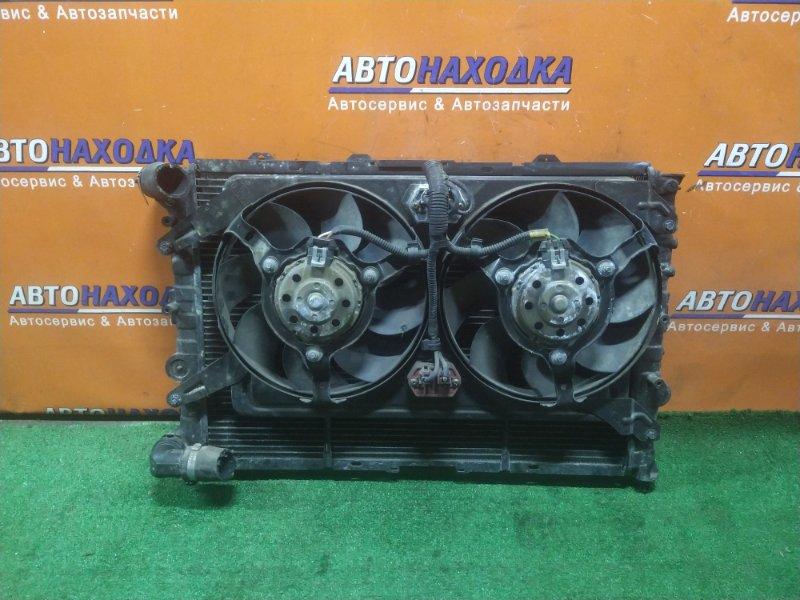 Радиатор двигателя Alfa Romeo 156 932A1100 AR32405 2002 MT, В СБОРЕ, БЕЗ ЗАЛИВНОЙ ГОРЛОВИНЫ,