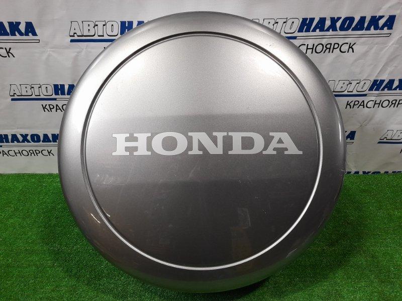 Кожух запасного колеса Honda Cr-V RD7 K24A 2004 задний С пятой двери, есть коцки.