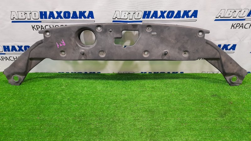 Накладка на телевизор Honda Crossroad RT1 R18A 2007 На верх рамки радиатора.
