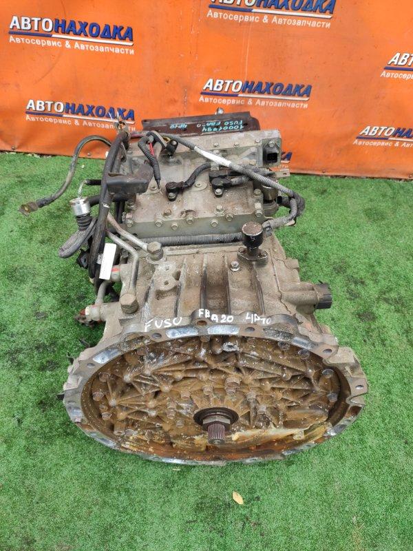 Акпп Mitsubishi Fuso Canter FBA20 4P10 1210789 K12-13 турбо, 2WD (39 тыс.км)