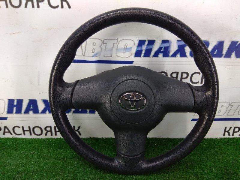 Airbag Toyota Caldina ZZT241W 1ZZ-FE 2005 передний правый ХТС, водительский, c рулем, без заряда, с