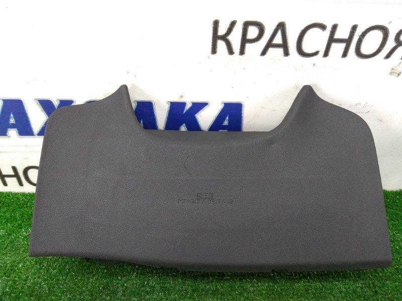 Airbag Toyota Caldina ZZT241W 1ZZ-FE 2005 передний водительский, в колени, только крышка, черный (код
