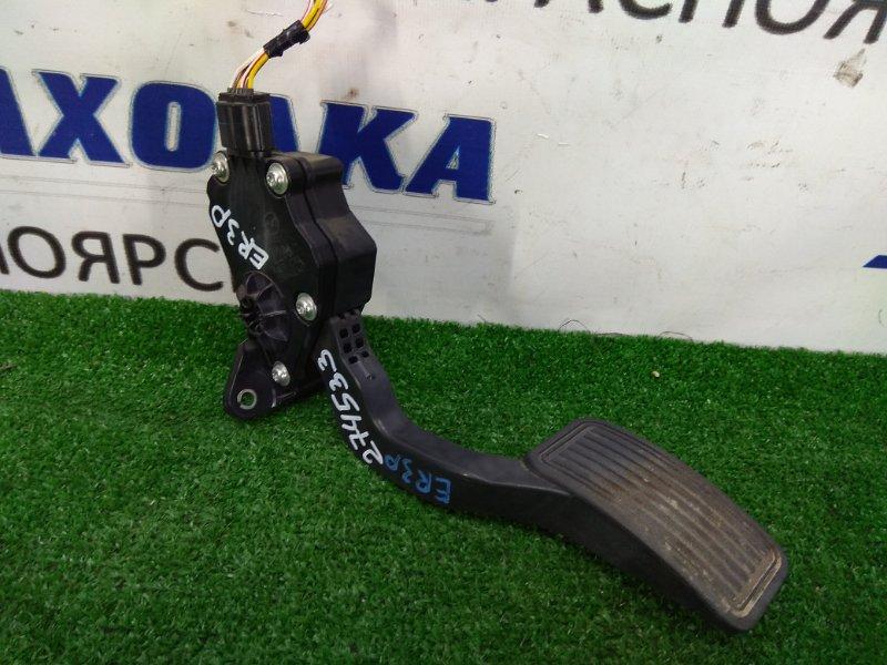 Педаль Mazda Cx-7 ER3P L3-VDT 2006 газа, электронная, 6 контактов, с фишкой