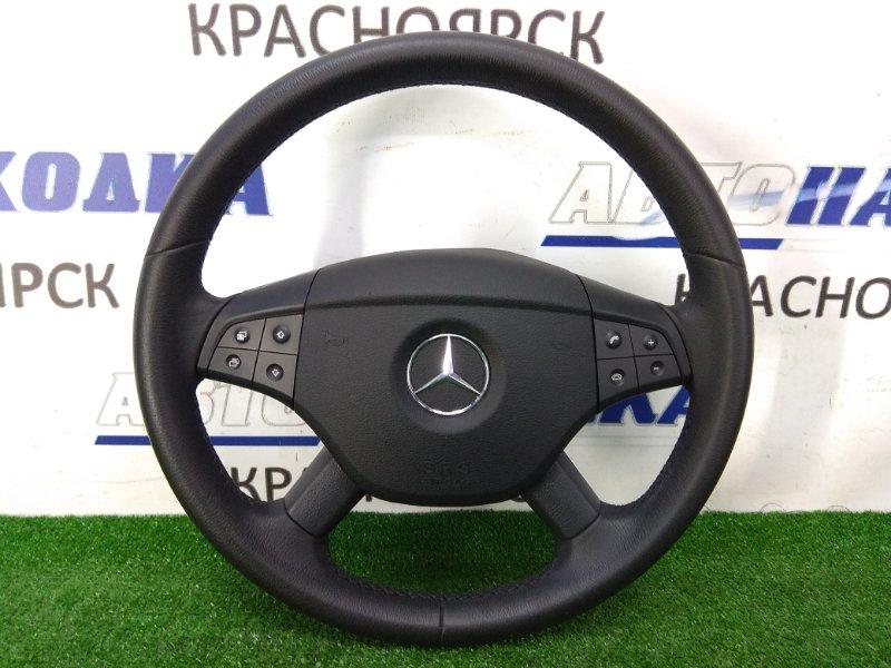 Airbag Mercedes-Benz B170 245.232 266.940 2008 передний правый ХТС, водительский, с рулем, без заряда, кожа,