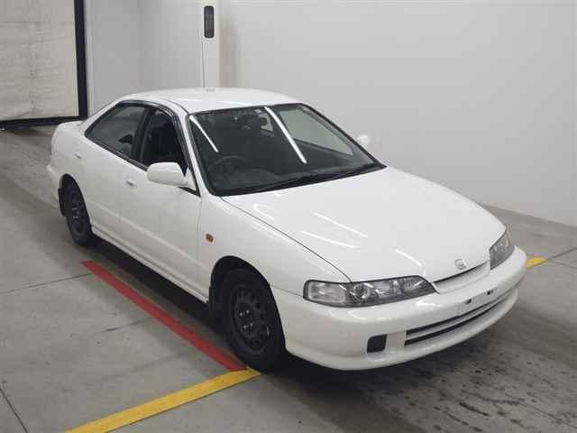 Разобран на запчасти Honda Integra DB6 ZC 1998 Машина приобретена на аукционе в Японии на
