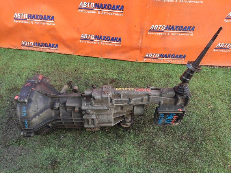 Мкпп Mitsubishi Pajero Junior H57A 4A31 K13-12 5-СТ задний привод