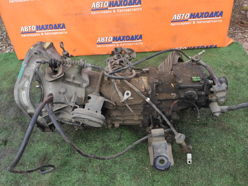 Мкпп Subaru Leone AA3 EA71 TW75F5L2BE K3-6 4WD TW75F5L2BE