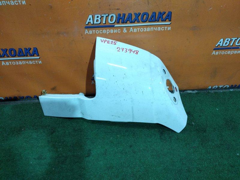 Крыло Nissan Caravan VPE25 KA24DE переднее левое ЩЕКА КАБИНЫ