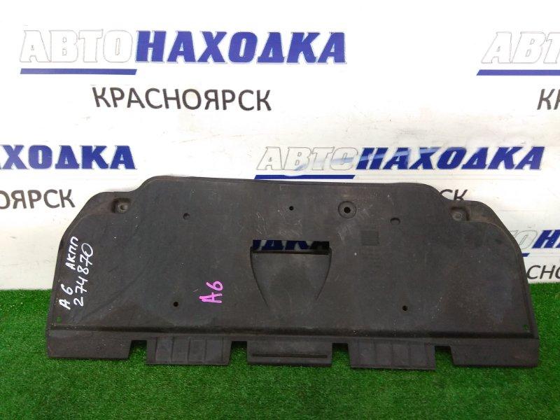 Защита двс Audi A6 C6 AUK 2004 защита АКПП