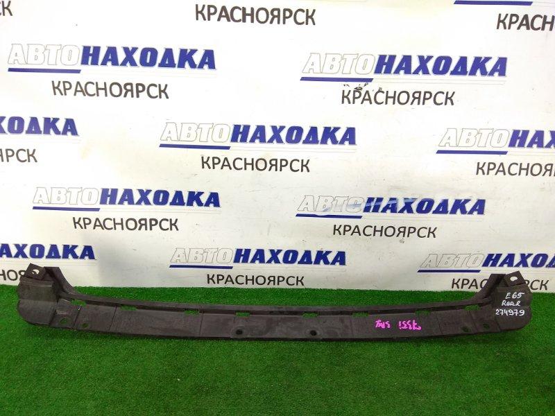 Усилитель бампера Bmw 735I E65 N62B36 2001 задний направляющая планка заднего бампера