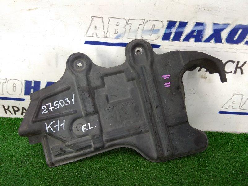 Защита двс Nissan March HK11 CG13DE 1997 передняя правая правая, боковая