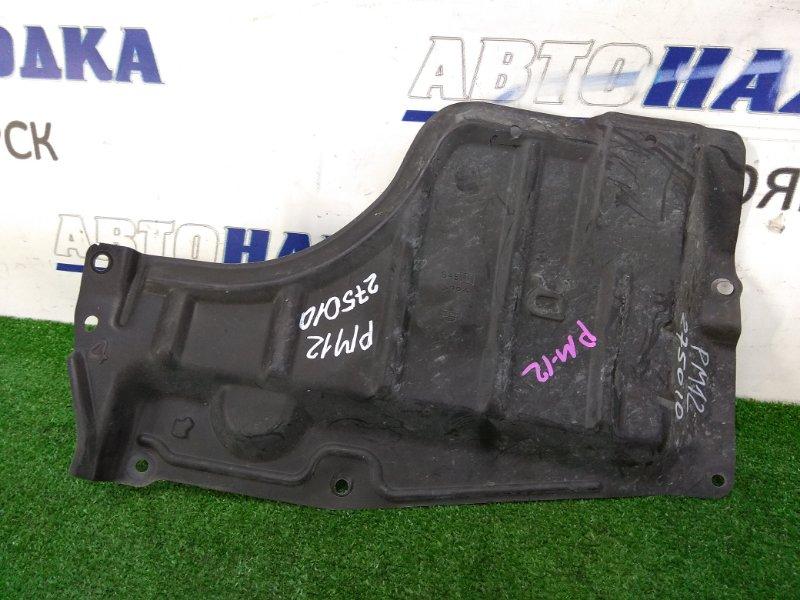 Защита двс Nissan Liberty PM12 SR20DE 1998 передняя правая правая